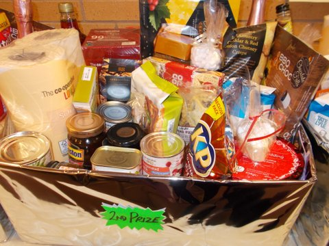 Christmas Hamper 2015