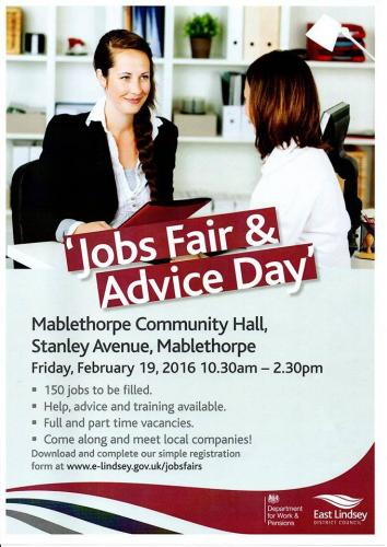 Mablethorpe Job Fair