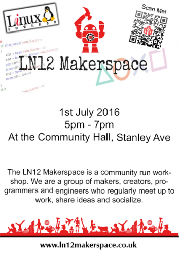 LN12 Makerspace