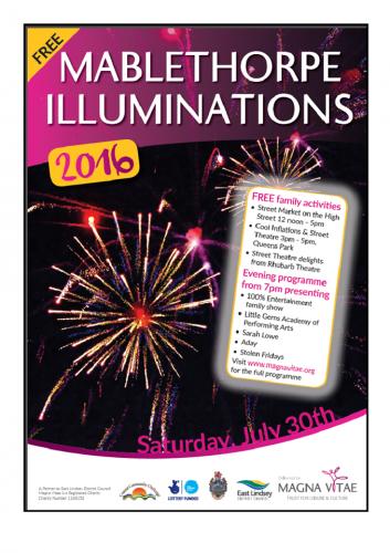 Mablethorpe Illuminations 2016
