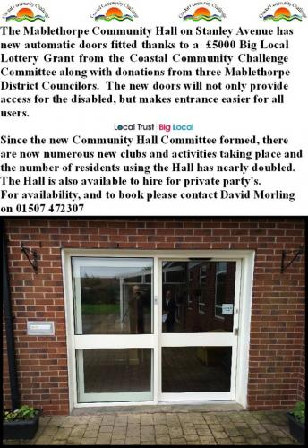 Mablethorpe Community Hall