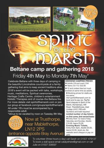 Spirit Of The Marsh 2018